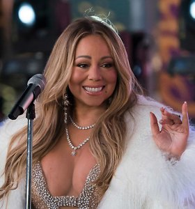 Kiek pinigų uždirbo legendinė Mariah Carey kalėdinė daina?