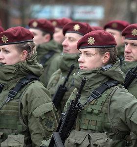 Seime – siekis įtvirtinti karių savanorių dalyvavimą vietos politikoje