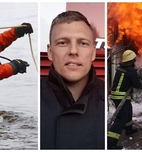 Šiurpiau nei siaubo kine: iš upės stebuklingai išgelbėtą moterį pražudė gaisras