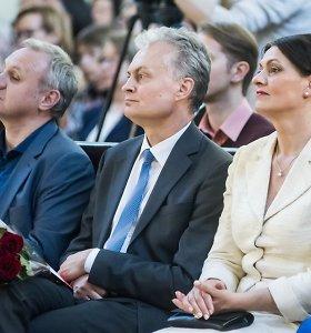 G.Nausėdos rinkimų štabo strategas – prezidentą ir naują krikdemų partiją siejanti gija