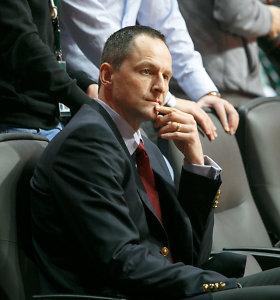 """A.Karnišovas tęsia valymą: atleido iš karto keturis """"Bulls"""" trenerius"""