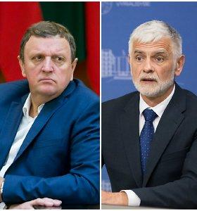 Seimo narių rinkimai Gargždų ir Žiemgalos apygardose vyks rugsėjo 8-ąją