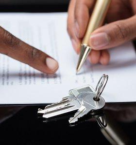 Artėjant rugsėjui – priminimas apie NT nuomos sutarčių registraciją