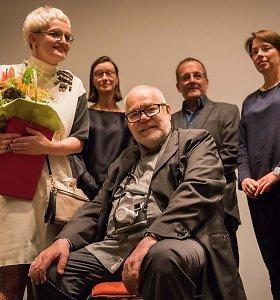 Fotografui Antanui Sutkui įteikta Dr. Ericho Salomono premija