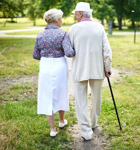 Seime vis daugiau užtarimo sulaukia G.Nausėdos siūlymas sparčiau didinti pensijas