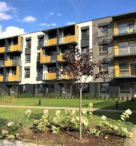 """""""Omberg"""" šiemet skaičiuoja 82 proc. padidėjusį būstų pardavimą"""