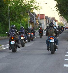 """""""Titanium MCC"""" motociklininkus kviečia įveikti 1000 kilometrų per dieną"""