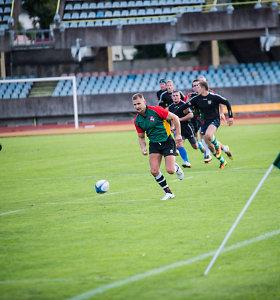 Pasaulio regbio rinktinių reitinge Lietuva išsaugojo 45-ąją vietą