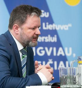 """""""Brexit"""" kirs pagrindiniam Lietuvos eksporto produktui – transportui"""