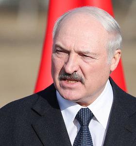A.Lukašenka sako pasiruošęs panaikinti mirties bausmę, jei už tai nubalsuos tauta