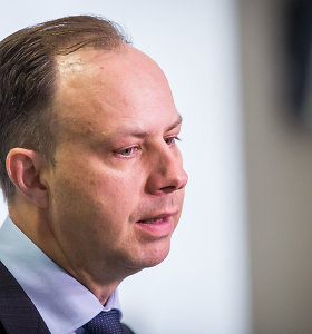 A.Verygos patarėja korupcijos prevencijos klausimais palieka pareigas