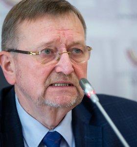 Seimo komitete išsiskyrė pozicijos dėl JT migracijos pakto