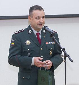 Naujo policijos vado išpažintis BNS: apie ryšį su S.Skverneliu, požiūrį į pirmtaką ir pareigūnų ateitį