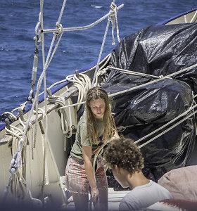 Karibų piratai: kapitonės Annos burės