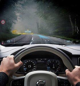 """""""Volvo Cars"""" pristatė pirmąją pasaulyje mišriosios realybės automobilių kūrimo programą"""