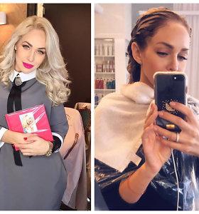 """Po 20 metų Oksana Pikul atsisakė savo blondinės įvaizdžio: """"Teko įkalbėti meistres, kad sutiktų"""""""