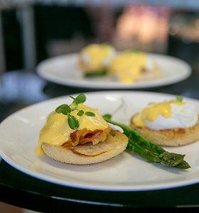 Nenorite nutukti – būtinai valgykite pusryčius