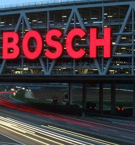 "Vokietija skyrė ""Bosch"" 90 mln. eurų baudą už bendrovės vaidmenį ""dyzelgeito"" skandale"