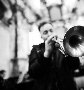Sauliaus Petreikio koncertas Šv.Kotrynos bažnyčioje