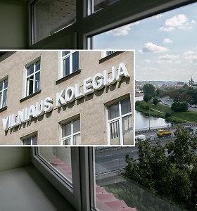 Vilniaus kolegijos studentams – prestižinis vaizdas, bet atgyvenęs bendrabutis