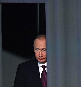 Kodėl protestai Rusijoje neleidžia Vladimirui Putinui ramiai miegoti?