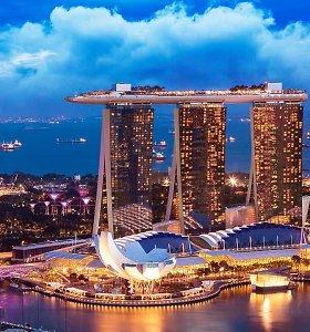 G.Nausėda pasveikino Singapūrą nacionalinės dienos proga