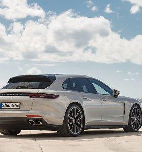 """""""Porsche Panamera ST"""": geriausias pasaulio automobilis tapo dar geresnis"""