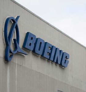 """""""Boeing"""" derasi su Kinija dėl vieno didžiausių savo istorijoje užsakymų"""