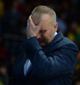 """R.Kurtinaičio """"Chimki"""" suklupo Rusijoje – neatsilaikė prieš J.Plazos """"Zenit"""""""