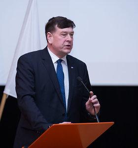"""""""Darbietis"""" V.Bukauskas jungiasi prie """"Tvarkos ir teisingumo"""" frakcijos Seime"""