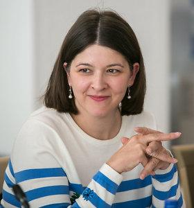 Kandidatė į finansų ministres G.Skaistė: su I.Šimonyte lyginama stropuolė, neišvengusi ir jaunystės klaidų
