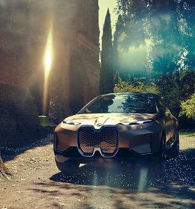 """BMW viceprezidentę gąsdina """"Tesla"""": reikalauja ją galutinai nugalėti"""