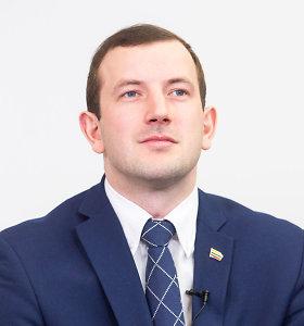 """V.Sinkevičius: Lietuvai nereikės grąžinti ES paramos """"Toksikai"""""""