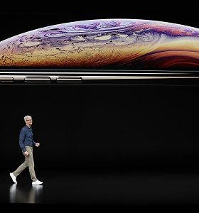 """""""Apple"""" spalio 30-ąją pristatys naujuosius """"iPad"""" ir """"Mac"""""""