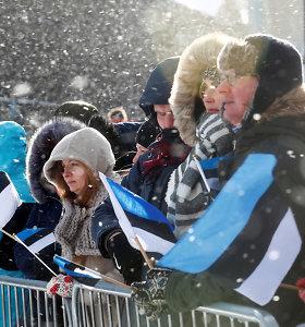 Estijos gyventojų skaičius per metus išaugo daugiau kaip 4 tūkstančiais