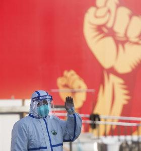 Koronavirusą slėpusi Kinija jau skalbia reputaciją: prisidėti gali ir jos humanitarinė pagalba