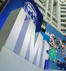 TVF: ne JAV bankai tebėra pažeidžiami finansavimo JAV doleriais rinkų sukrėtimams