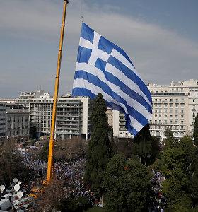 Graikija pirmą kartą istorijoje išleido obligacijų, kurių pajamingumas – neigiamas