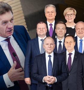 Kandidatų prezidento rinkimuose klausia A.Butkevičius. Kokią ES ateitį mato?