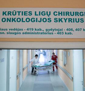 Nacionalinis vėžio institutas sustabdė planines gydymo procedūras: pasipiktinusi A.Maldeikienė kreipsis į Europos Komisiją