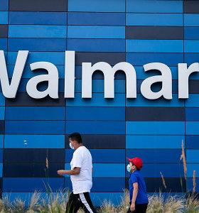 """""""Walmart"""" parduoda britų prekybos centrų tinklą """"Asda"""" už 6,8 mlrd. svarų"""