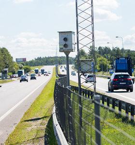 Vairuotoją viršijus greitį užfiksavo ten, kur net nevažiavo: paaiškino, ar tikrai įsivėlė klaida