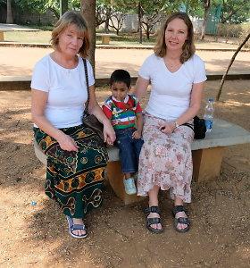 Tarpkultūrinis įsivaikinimas: kai motina dėl vaiko nukeliauja tūkstančius kilometrų