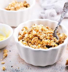 3 nauji košės receptai: po pasiūlymą pusryčiams, pietums ir vakarienei