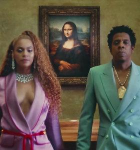Luvro muziejus kviečia į ekskursiją pagal Beyonce ir Jay-Z klipą