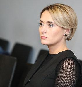 Politinės korupcijos byloje teismas apklaus V.Baltraitienę ir D.Gineikaitę