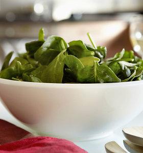 Reikia stiprybės? Valgykim špinatus. 20 receptų – nuo salotų iki pyragėlių