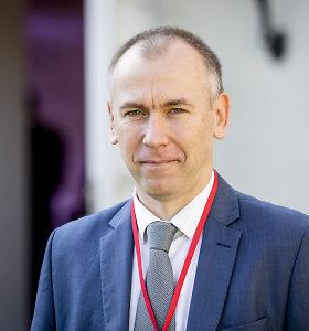 """Baltarusių žurnalistas A.Dynko: """"Protestai fenomenalūs ir jau tapo pavyzdžiu Rusijos pilietinei visuomenei"""""""