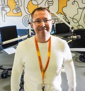 Po trejų metų pertraukos į radijo eterį grįžta Vytenis Sinkevičius