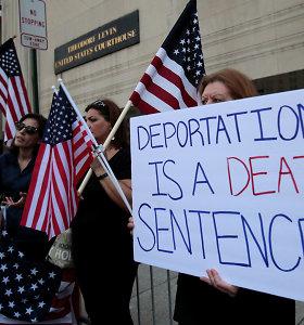 Detroito teismas sustabdė irakiečių krikščionių deportaciją